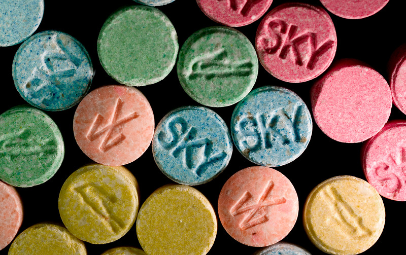 Виды наркотиков - амфетамин