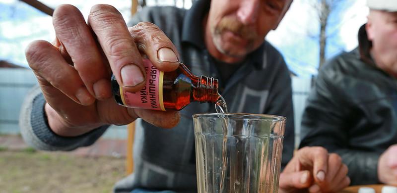 Аптечный алкоголизм
