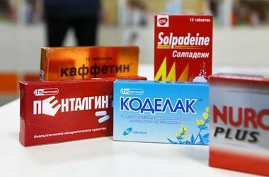 Кодеиносодержащие препараты: список и последствия употребления