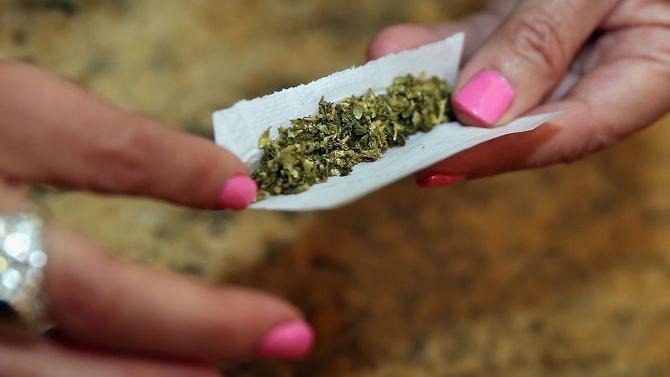 Признаки употребления марихуаны