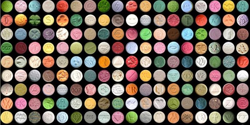 Наркотик MDMA лечение