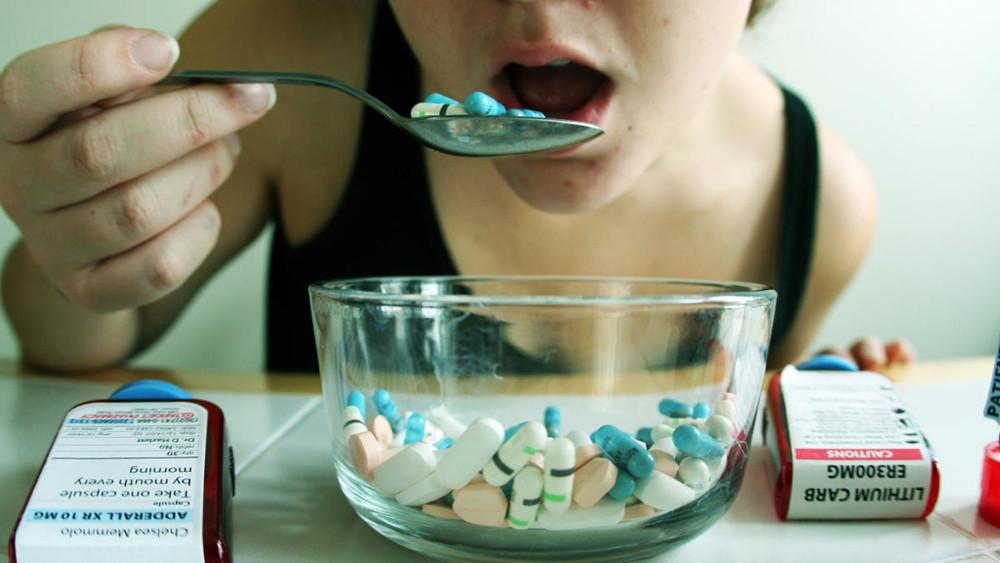 Амфетамин последствия