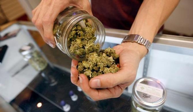 Помощь от марихуаны